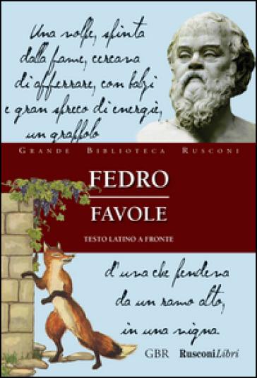 Le favole - Fedro  