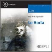 Le horla. Con CD Audio