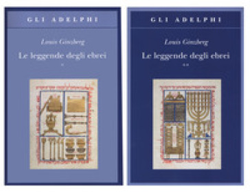 Le leggende degli ebrei - Louis Ginzberg | Thecosgala.com