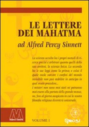Le lettere dei Mahatma - Alfred Percy Sinnett  
