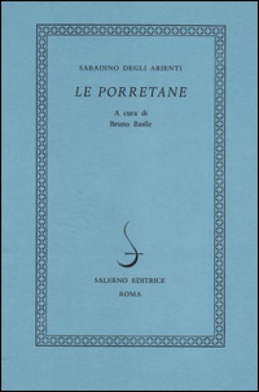 Le porretane - Giovanni S. Degli Arienti  