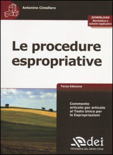 Le procedure espropriative - Antonino Cimellaro | Rochesterscifianimecon.com