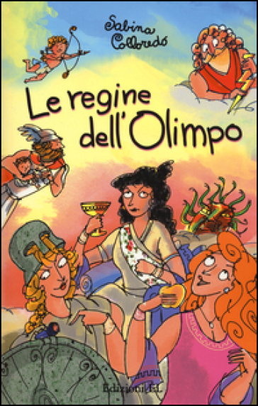 Le regine dell'Olimpo - Sabina Colloredo |