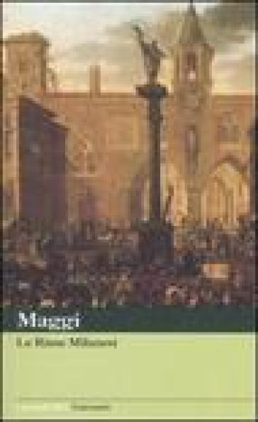 Le rime milanesi - Carlo Maria Maggi |