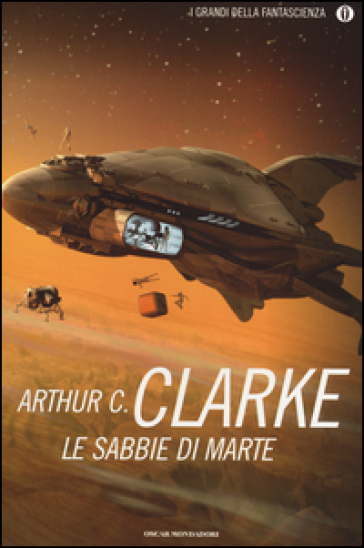 Le sabbie di Marte - Arthur Charles Clarke   Rochesterscifianimecon.com