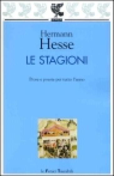 Le stagioni - Hermann Hesse |