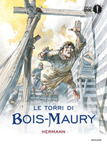 Le torri di Bois-Maury. 1. - Hermann Huppen | Thecosgala.com
