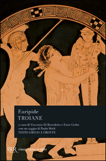 Le troiane - Euripide |