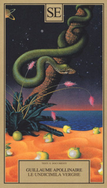 Le undicimila verghe - Guillaume Apollinaire |