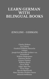 Learn German with Bilingual Books