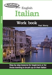 Learn Italian work book