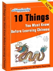 Learn Mandarin Chinese with eChineseLearning s eBook