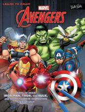 Learn to Draw Marvel s the Avengers