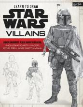 Learn to Draw Star Wars: Villains