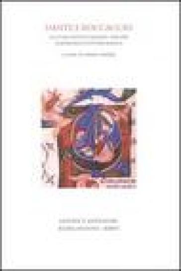Lectura Dantis Scaligera. Da Dante a Boccaccio 2004-2005 - E. Sandal |