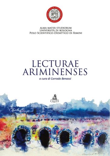 Lecturae ariminenses - C. Benassi |