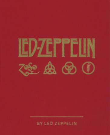 Led Zeppelin. Ediz. illustrata - Led Zeppelin | Jonathanterrington.com