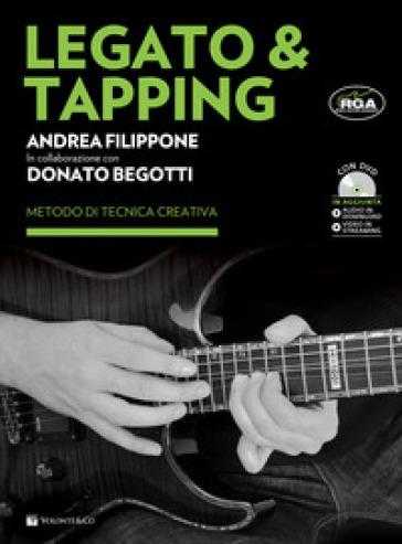 Legato & Tapping. Con DVD - Andrea Filippone  