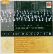 Legendary recordings-dresdner kreuzchor