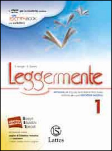 Leggermente. Il mito e l'epica-Libro delle competenze. Per le Scuole superiori ROM. Con DVD - Emilia Asnaghi |