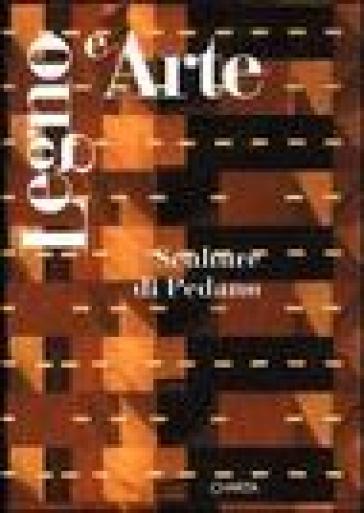Legno e arte. Sculture di Pedano. Catalogo della mostra (Ripatransone, 3 aprile-16 maggio 1993) - Giancarlo Buzzi |