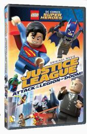 Lego DC comics - Super heros - Justice league (DVD)