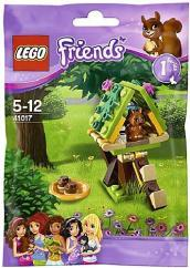 Lego - Friends - Animals Scoiattolo (Bustina)