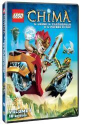 Lego - Legends Of Chima - Stagione 01 #01(1Dvd)