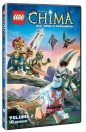 Lego - Legends of Chima - Stagione 01 Volume 02 (DVD)
