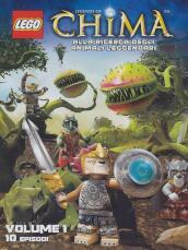 Lego - Legends of Chima - Stagione 02 Volume 01 (DVD)