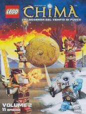 Lego - Legends of Chima - Stagione 02 Volume 02 (DVD)