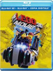 Lego Movie (The) (3D) (Blu-Ray 3D+Blu-Ray)