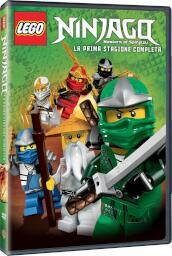 Lego Ninjago - Masters of Spinjitzu - Stagione 01 (DVD)