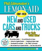 Lemon-Aid New and Used Cars and Trucks 2007-2018