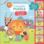 Leo è molto arrabbiato. I miei primi puzzle. Ediz. a colori - Bénédicte Rivière, Zoe Waring