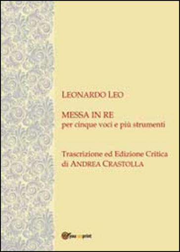 Leonardo Leo - Andrea Crastolla  