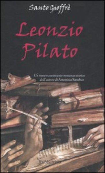 Leonzio Pilato - Santo Gioffrè |