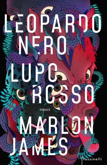Leopardo nero, lupo rosso - Marlon James pdf epub