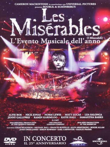 Les miserables - I miserabili (DVD)