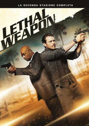 Lethal Weapon - Stagione 02 Episodi 01-22 (4 DVD)