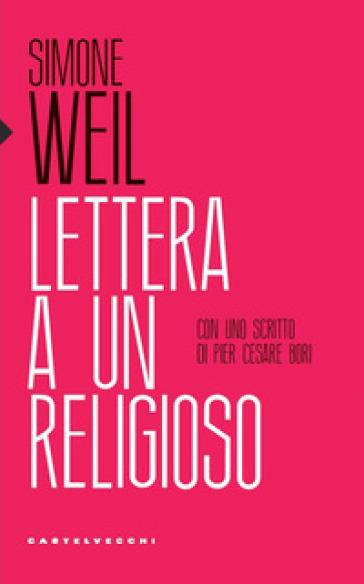 Lettera a un religioso - Simone Weil | Ericsfund.org