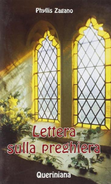 Lettera sulla preghiera - Phyllis Zagano |