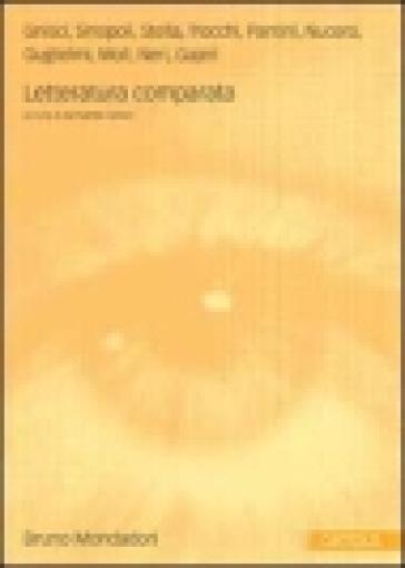 Letteratura comparata - A. Gnisci  