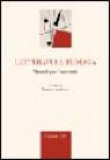Letteratura tedesca. Manuale per l'università - E. Spedicato  