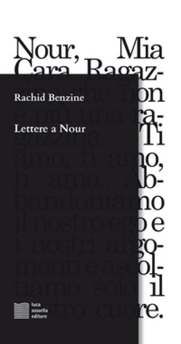Lettere a Nour - Rachid Benzine | Jonathanterrington.com