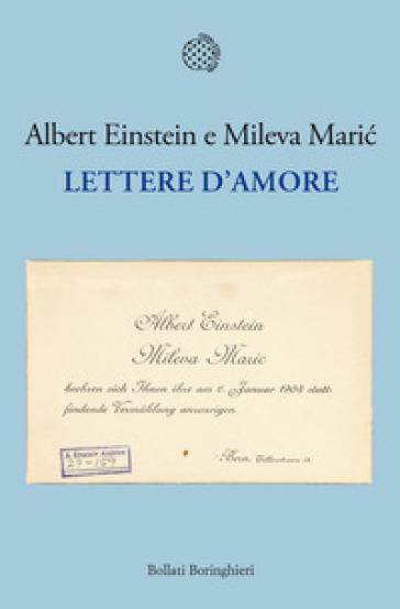 Lettere d'amore - Albert Einstein   Thecosgala.com