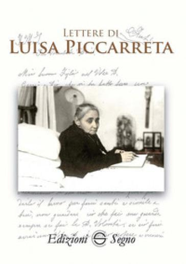 Lettere di Luisa Piccarreta - Luisa Piccarreta |