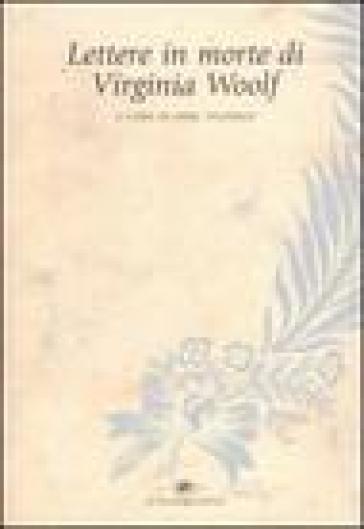 Lettere in morte di Virginia Woolf - M. Premoli   Rochesterscifianimecon.com