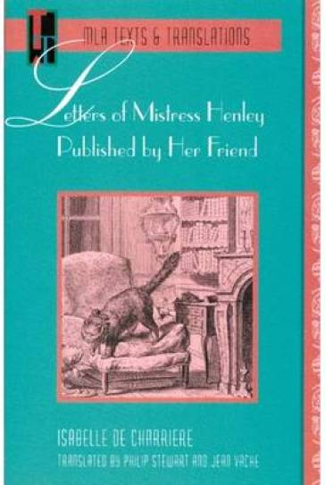 Letters of Mistress Henly Published by Her Friend
