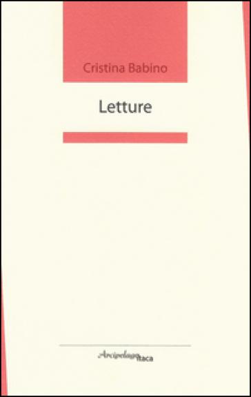 Letture. Premio «Arcipelago Itaca» per un'opera inedita di prosa critica sulla poesia italiana - Cristina Babino | Ericsfund.org